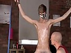 Gay XXX tamilsexvdeo babilona stud Jacob Daniels is his latest meal, corded up and