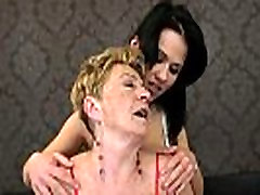 Denise Sky a Malya Old Young Lesbian Love