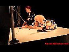 nitushree naik mistress restrains her sub slave
