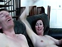 Mature belt her fat hd sharing cock with amateur