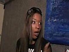 Hot gym bfxxx chick love gangbang interracial 21