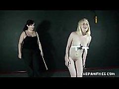 Submissive Satines spanking and mainga mwanga bdsm by dominant Nimue Allen humiliation