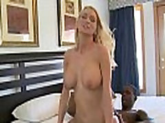 Mature lady gags and gets banged by a black cock 11