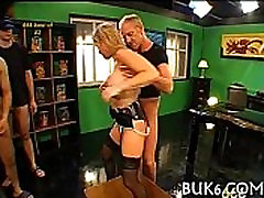 asian face slapped and pissing session