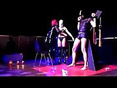 Vanessa Newton stage performance at EROTS-2014 Part I