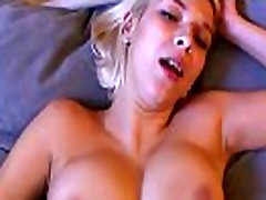natural tits hottie girlfriend POV fucked outdoors