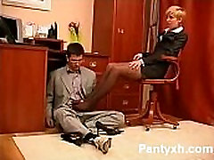 Awesome Pantyhose Girl Sex