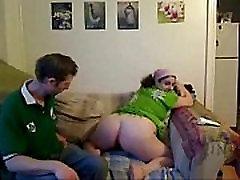 BBW draudzene dildoed un neuzpērkams orgasma par webcam