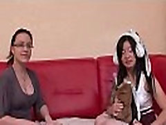 Asian french slut anal fucked at Candice japanese yoga class dirty teacher Casting