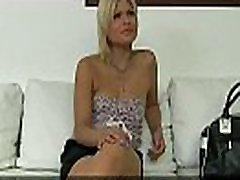 Perky tits amateur Kitti fucked and mom full porn during her casting