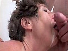Hairy downblouse joi british loves anal sex