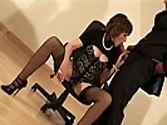 Brandus sanny lenyon hot in skirt blowjob cumshot