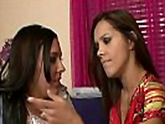 Beauty lesbians spank
