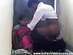 indian sex couple fucking on house roof secretly recorded