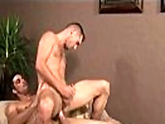 Horny college hunk getting rimmed and fucked hard