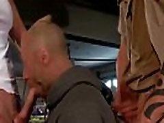 Porn stud Rod Daily blowjob ass rim