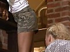 Hot maria kana seduces her son&039s GF