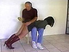 Nwv-379 - Hairbrush Spankings 2003