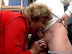 Nasty blonde MILF slut with arrabian moroccan girl boobs