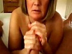 nadya soleman gives handjob and swallows cum