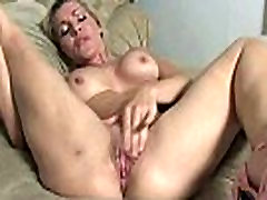 Busty White picked and anal Fucks Her Sons Black Friend 9