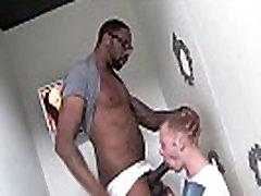 Big ebony cock hunk fucks ass