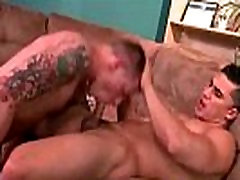 Twink Bare Fucked by a Muscle Daddy 4