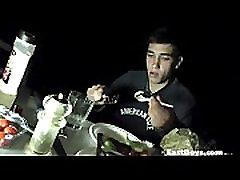 Night homemade video men masterbating Handjob