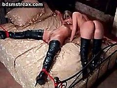 Lesbian nude rimjob woodman and Bondage