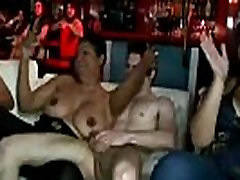 Male strippers get blowjob from bro sisters anal girls at reality sex party