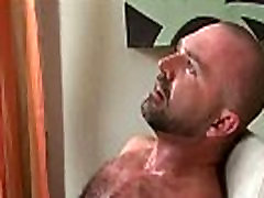 Hairy hunk fucks jock in the ass doggystyle