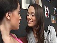 Intense Girl-on-Girl Rimjobs
