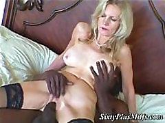 Black dong in white bondage 419 pussy