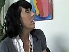 Interracial milf porn - Mommy rides black monster cock 1