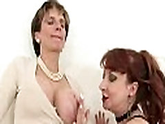 Stockings mature lesbos finger pussy