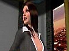 Sexy 3D angreji xxx download hottie showing off her juicy pussy