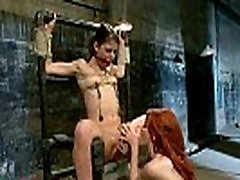 Lesbian milf hot2 Anal Slave Mia Gold