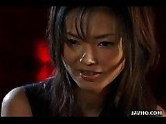 Mai Kuramoto embodies a sexy, lusty vampy amateur. M from http:alljapanese.net