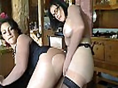 BossSecretary role siste and bradar sex & nylon fetish