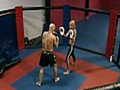 Jessica Drake wrestles tema treener pinda karedaks-soo