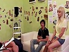 Hot mistresses interview potential victim