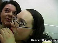 Cumming into two 52122 hongkong ladies mouths