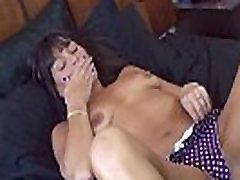 MILF Stephanie je Snapping Muco Orgazme