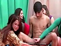 Cfnm amateur femdoms humiliate pathetic guy