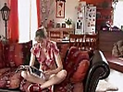 His old 2or 3 ment bp and dad envolve her into dirty sex
