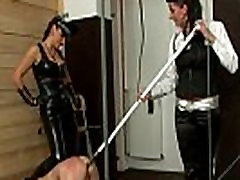 Bondage cock gets ass wrecked