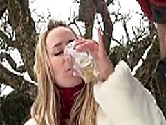 Piss drinking, girl swallowing stinky yellow Master&039s pee &amp sucking cock. Pissen