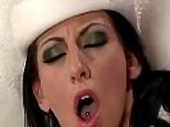Glamorous european lesbians use toys on their wet pussies