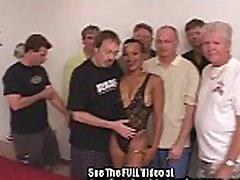 Hot bpbpaldy back MILF Gangbanged By 7 Big Dick Havin Whiteboys