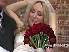 Man marries busty delicious babe